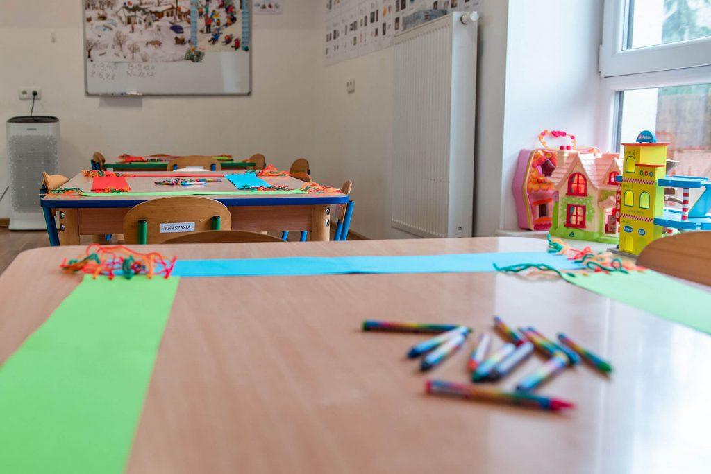 Przedszkole na Wiejskiej - Milanówek