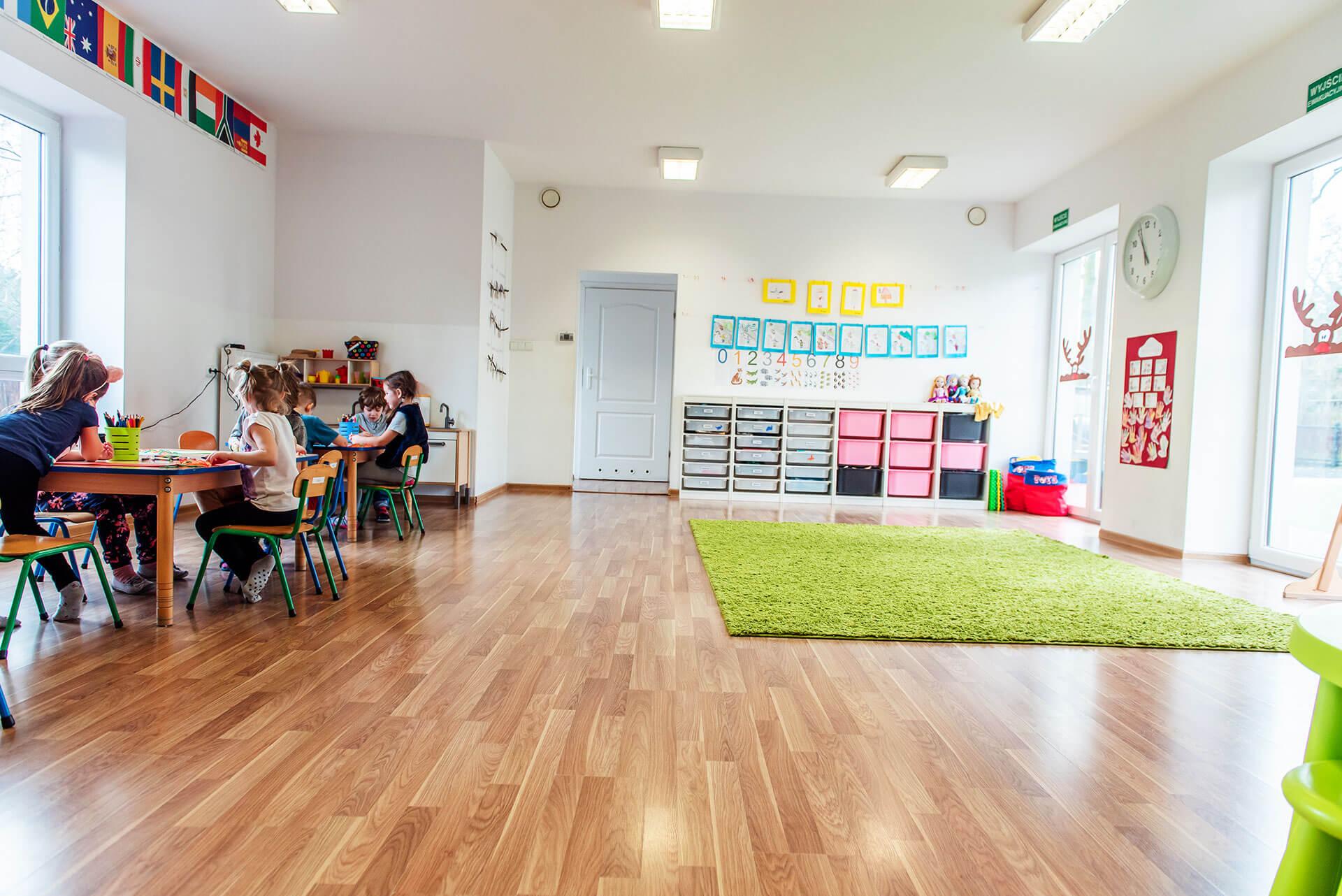 Zdjęcie przedszkola