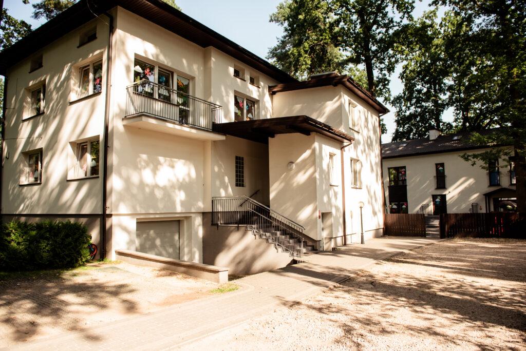 Budynek przedszkola na Wiejskiej